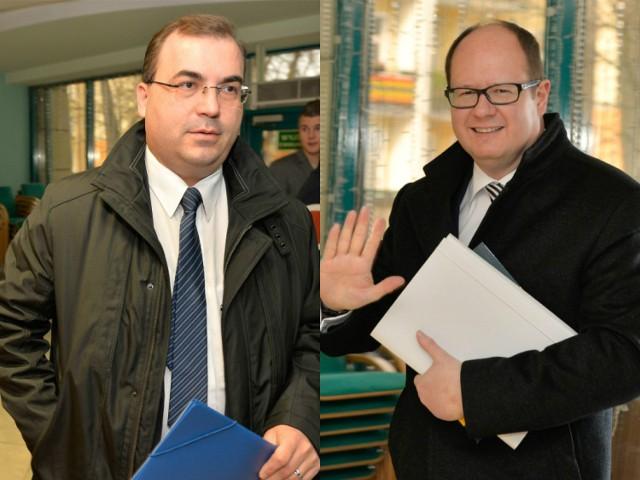 II tura wyborów w Gdańsku już w niedzielę, 30 listopada. Kto zostanie prezydentem - Andrzej Jaworski czy Paweł Adamowicz?