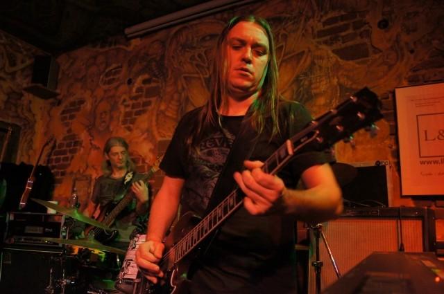 Sebastian Riedel & Cree w klubie Bogart w Gomunicach
