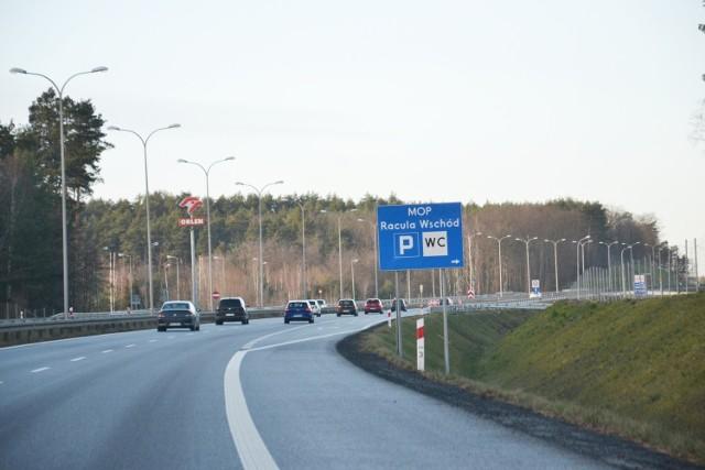Są zmiany na trasie S3 na odcinku pomiędzy Zieloną Górą, a Nową Solą. Zobaczcie jak wyglądają Miejsca Obsługi Podróżnych