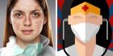 W oczach artystów lekarze to superbohaterowie: twórcy wspierają służby medyczne niezwykłymi grafikami