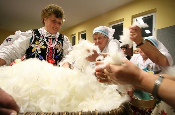 Członkinie KGW w gminie Wolbórz już trzeci raz spotkają się na pierzawce