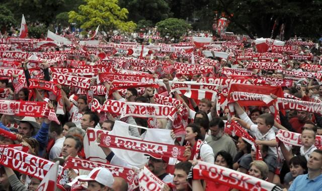 W gdańskiej Strefie Kibica momentami bawiło się i 40 tys. ludzi.
