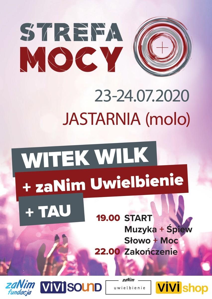 Od czwartku do piątku (23-24.07.2020) w Jastarni na molo...