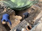 Niezwykłe odkrycie w Ujeździe! Znaleziono fragmenty świątyni sprzed około 1000 lat! [ZDJĘCIA]