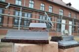 Trwa remont budynku dworca PKP w Bytowie. Zajrzeliśmy do środka. To będzie cacuszko| Zdjęcia
