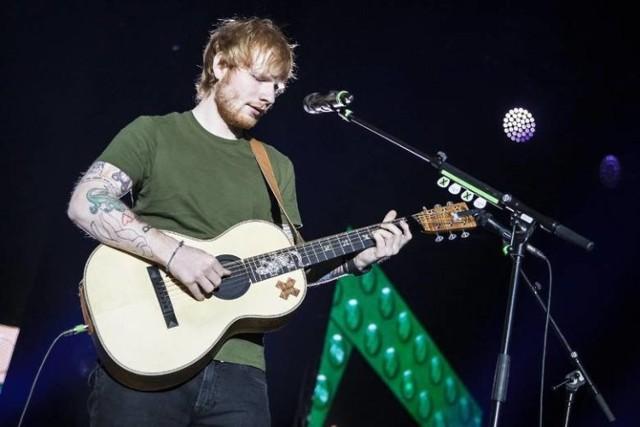 Ed Sheeran w Warszawie Bilety. 8 lipca rusza sprzedaż biletów na Eda Sheerana