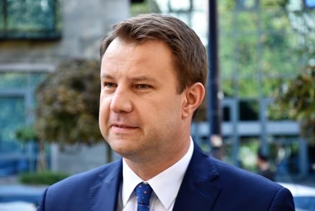 """Arkadiusz Wiśniewski na czele nowego stowarzyszenia - """"Tak dla Opolskiego""""."""
