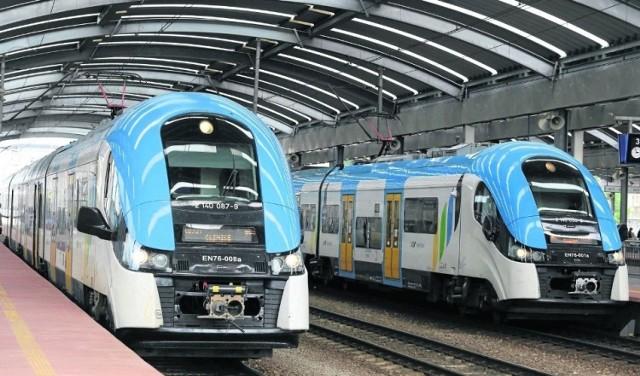 Metropolia reaktywuje połączenie kolejowe między Gliwicami a Bytomiem.