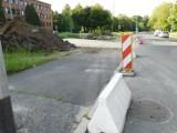 Budowa obwodnicy Wałbrzycha – teraz zmiany w organizacji ruchu w okolicach placu Grunwaldzkiego