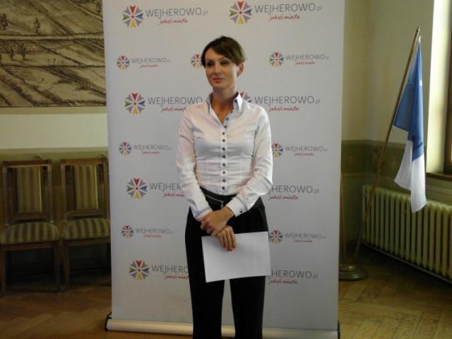 Beata Rutkiewicz, zastępca prezydenta Wejherowa