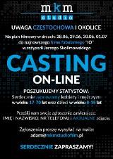 """Casting online do filmu fabularnego """"IO"""". Zdjęcia będą kręcone na przełomie czerwca i lipca w Częstochowie"""