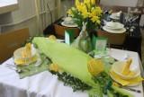 Pokaz stołów wielkanocnych, weselnych, urodzinowych, wieczorów kawalerskich  i okolicznościowych - ZDJĘCIA