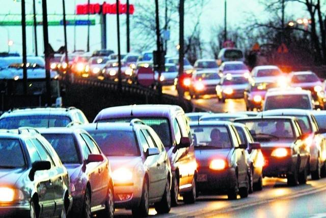 Nowa trasa zmniejszy korki na węźle bielańskim koło Wrocławia