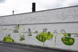 Nowy mural w Poznaniu. Oczyści powietrze jak drzewo!