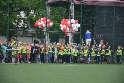 Września: Pieszy Rajd uczniów Samorządowej Szkoły Podstawowej nr 2 we Wrześni - obchody Święta Patrona