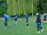 Drużyna seniorów Sokoła Szamocin odbyła pierwszy treningu