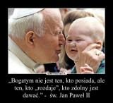 Najsłynniejsze złote myśli papieża Jana Pawła II (ZOBACZ)