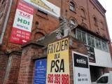 W Goleniowie chaos reklamowy trwa. A w Świnoujściu już przestrzeń miejską porządkują