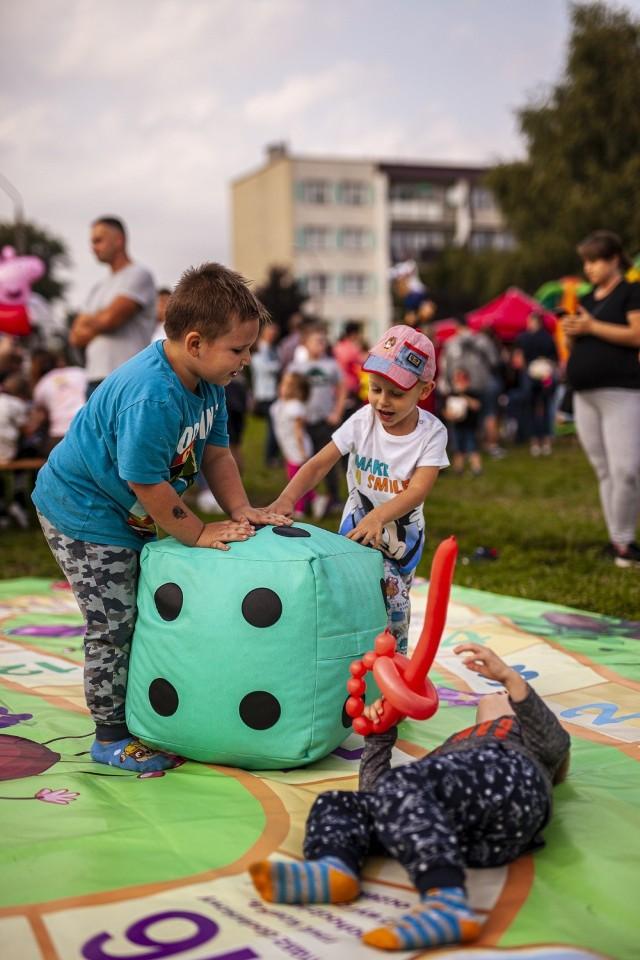 Piknik Sąsiedzki na os. Niepodległości z Chrzanowie, 4 września 2021r