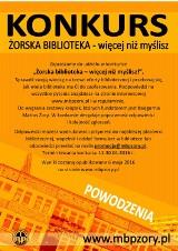 Biblioteka Żory: możesz wygrać książki w konkursie! JAK?
