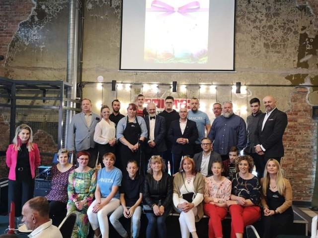 Osoby samotne i potrzebujące mogły otrzymać dobry posiłek i liczyć na miłe towarzystwo w Szybie Bończyk