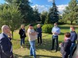 Na Placu Wrzosowym w Wągrowcu odbyło się kolejne spotkanie burmistrza z mieszkańcami