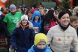 Dyniowy Bieg po Szczęście po raz drugi w Ostrowcu. Było mnóstwo zabawy i zbiórka dla dzieci (ZDJĘCIA)