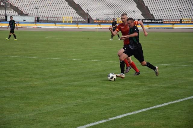 ROW Rybnik przegrał z Pniówkiem Pawłowice Śląskie i odpadł z rozgrywek Pucharu Polski.