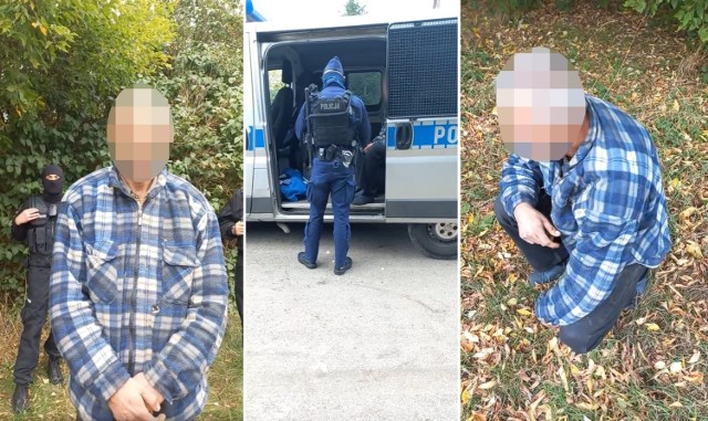 Do mężczyzny dotarła grupa ECPU Polska: Łowcy Pedofili. Bydgoszczanin został przekazany policji