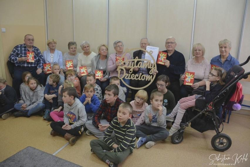 Wizyta seniorów w ZSS Krotoszyn