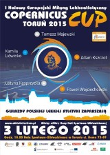 Lekkoatletyczny Copernicus Cup w Toruniu
