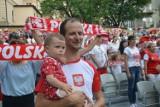 Tarnów jednak z dwiema Strefami Kibica! Biało-czerwonych w meczach na Euro 2020 będzie można dopingować w CSM i przed Gemini Park Tarnów