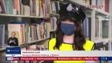 Teleexpress pokazał materiał o literackich mandatach rozdawanych w Wieluniu ZDJĘCIA, VIDEO