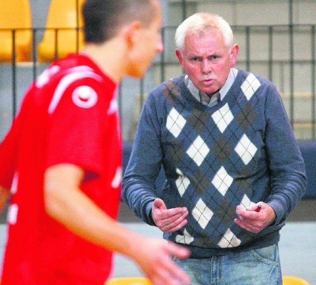 Podopieczni trenera Janusza Ignaczaka muszą walczyć o utrzymanie