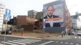 Wybory 2014 w Katowicach: była kamienica Seiferta, jest plakat wyborczy Godlewskiego ZDJĘCIA