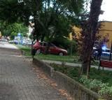 Lębork. 30-latka za kierownicą nissana potrąciła 87-letniego rowerzystę. [AKTUALIZACJA]