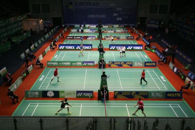 Badminton Lubin. Dwa weekendy z lotką w roli głównej