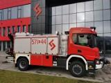 Nowy samochód bojowy dla straży pożarnej w Zduńskiej Woli ZDJĘCIA