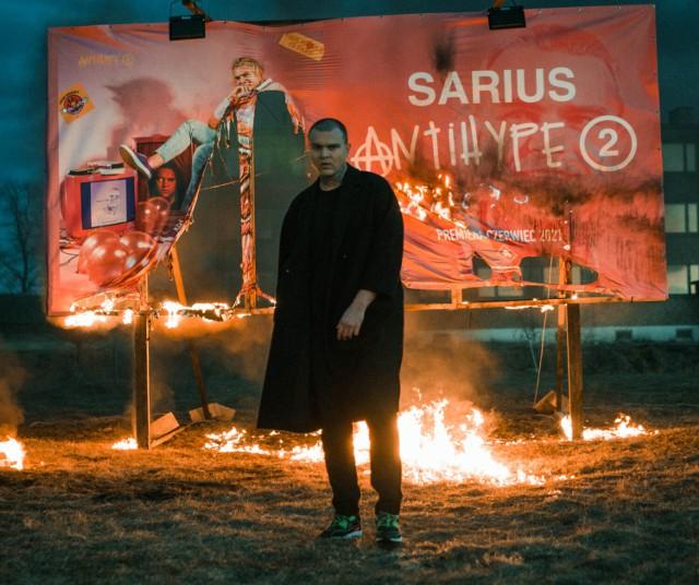 Sarius zagra w Poznaniu 18 czerwca 2021