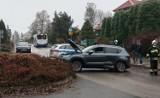 Niebezpieczny objazd z Olkusza do Krakowa. Mieszkańcy obawiają się o bezpieczeństwo dzieci [ZDJĘCIA]