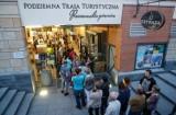 Podziemna Trasa Turystyczna w Rzeszowie dopiero pod koniec roku? Są opóźnienia i nieplanowane prace. W środku większość gotowa