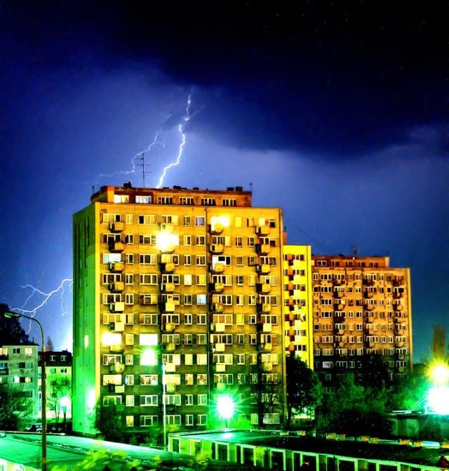 W niedzielę, 26 lipca, w Lubuskiem mogą pojawić się burze i opady gradu