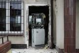 Wpadł złodziej, który wysadzał bankomaty. Część pieniędzy poszła z dymem