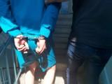 Uszkodził drzwi w szpitalu w Bełchatowie, bo nie przyjęli go na oddział