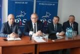 Konferencja Senatora RP Łukasza Mikołajczyka i radnych powiatowych z PiS-u [ZDJĘCIA + FILM]
