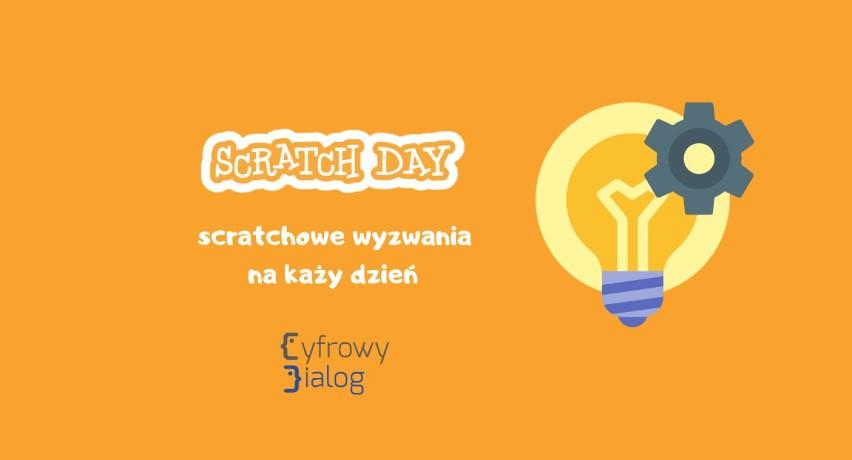 Maj miesiącem Scratcha. We wtorek bezpłatny warsztat programowania dla dzieci - 18 maja  międzynarodowe urodziny Scratcha!
