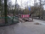 Remont wałów przeciwpowodziowych w kaliskim Parku Miejskim. Na jakim etapie są prace? FOTO