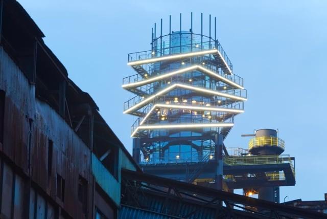 Oryginalną wieżą widokową jest Bolt Tower na terenie dawnej huty żelaza w Ostrawie. Przypominająca śrubę konstrukcja, wykonana została ze szkła i stali i umieszczona nad Wielkim Piecem nr 1. Bolt Tower jest najwyżej położonym punktem geograficznym w mieście.