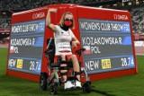 Paraolimpiada: Kozakowska wicemistrzynią! Przez chwilę cieszyła się z rekordu świata