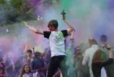 Wodzisławski Festiwal Kuglarzy! Festiwal kolorów w Parku Trzy Wzgórza ZDJĘCIA